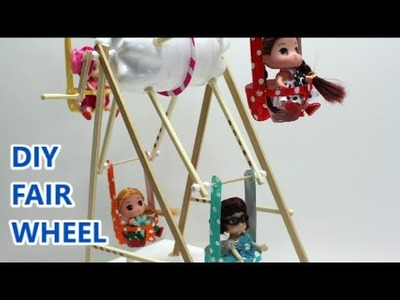 Diy School Projects for Teens and DIYs: How to Fair Wheel -Crafts for Kids - Recycled Crafts Ideas