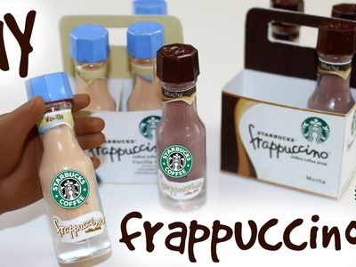 DIY Starbucks Frappuccino | American Girl Doll Craft