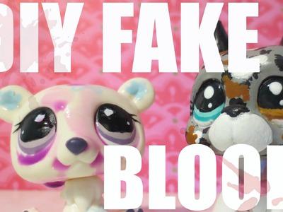LPS: DIY Fake Blood!