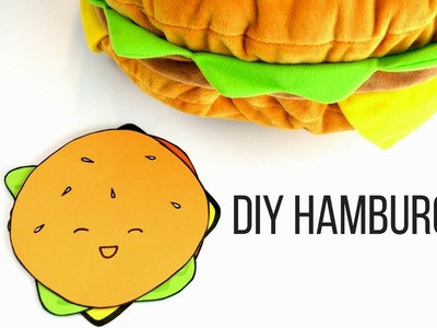 Watch Me Craft | DIY Cheeseburger