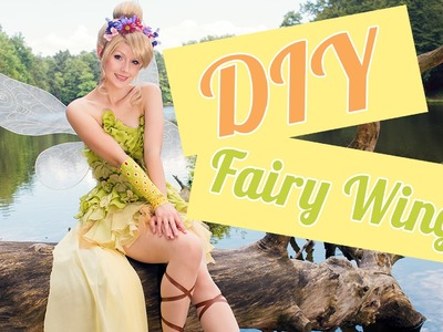 DIY - Fairy Wing Tutorial