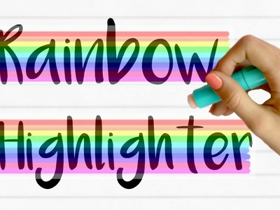 DIY Rainbow Soap Highlighter Jelly Lipstick Inspired | pastella 28