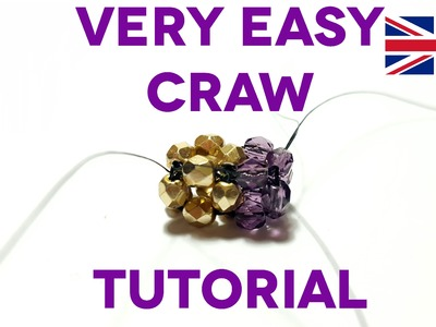 ENG DIY TUTORIAL Very easy way to make Cubic Raw (CRAW)
