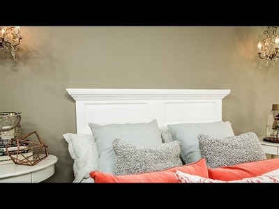 How To - Ken Wingard's DIY Headboard - Hallmark Channel