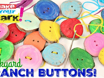 How to: Make Buttons DIY