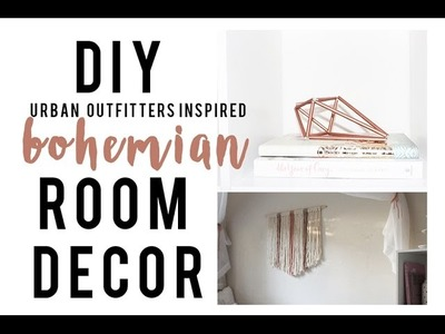 DIY Boho Room Decor