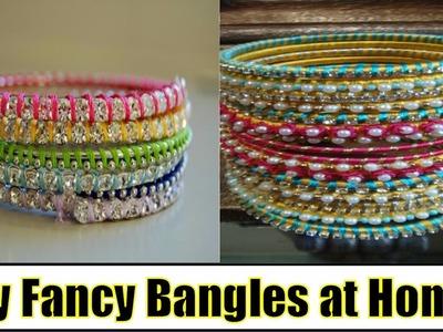 Diy Fancy Bangles at Home | Tips & Tricks