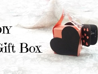 DIY Gift box from Single Sheet of Paper! DIY | Small Gift Boxes | Gift Box