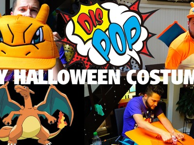 DIY Halloween Costume on a Budget (Feat. Charizard) | DIS POP | 09.05.16