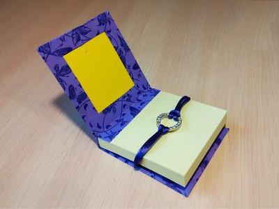 DIY mini DIARY in 3 minutes. Ideas for gift. Mini notebook portatili Tutorial