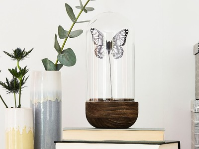 DIY: Butterfly decoration – Download template – by Søstrene Grene