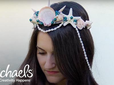 DIY: Mermaid Crown   Michaels