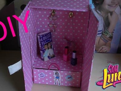 DIY - Soy Luna jewelry box