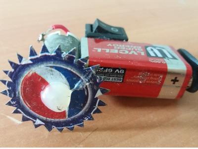 How to make a mini dremel tool | DIY