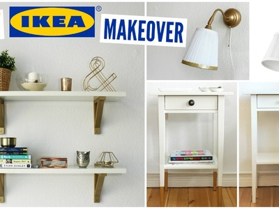 DIY IKEA Makeover - Customize Your Furniture | HannaCreative
