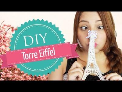 DIY: Torre Eiffel de Cola quente