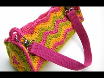 Crochet Patterns| for free |Crochet Bag| 812