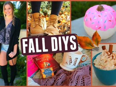 DIY Cozy Fall Projects Inspired by Pinterest!