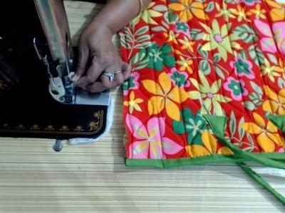 DIY FASHIONABLE BAG#2