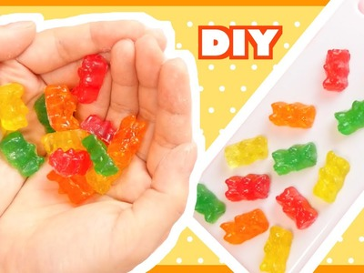 DIY Gummy Bear Resin iPhone case - Resin with me -