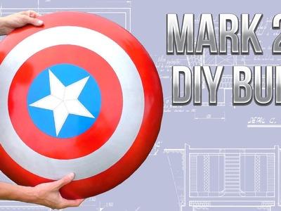Mark 2 Captain America Sheild DIY Build