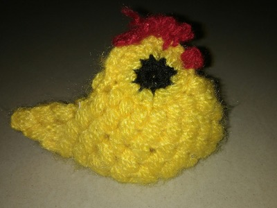 |HINDI| HOW  TO CROCHET A CUTE  CHICK