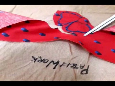 Hand Embroidery-Patchwork