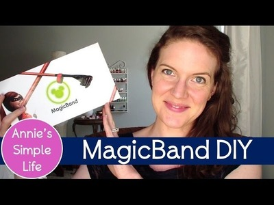 How to Decorate a MagicBand - Walt Disney World
