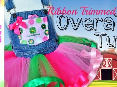 How to Make an Overall Tutu Dress