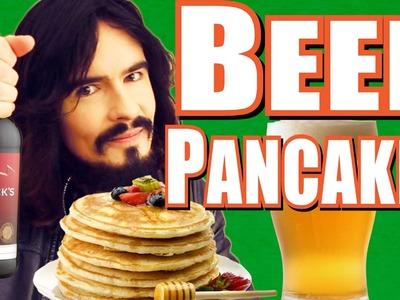 How To Make Irish People's - 'BEER PANCAKES'