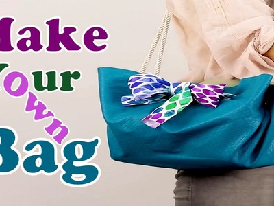 DIY How to make a beautiful ladies bag | Nifty | 5 Minute Crafts