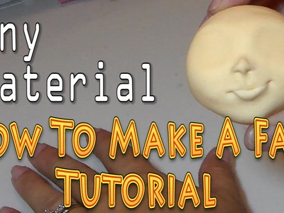 How To Make A Face TuTorial. Cup n Cake Gourmet