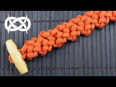 How to make a Noodlin Quick Deploy Paracord Braclet
