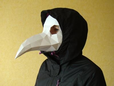 How to make Halloween mask