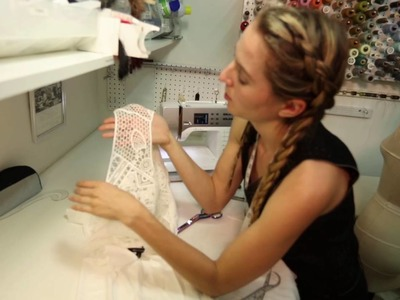 How to Make Ruffle Sleeves