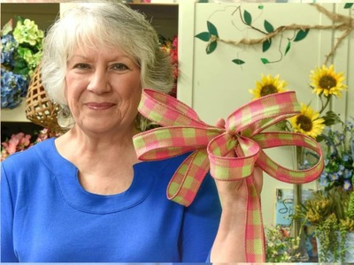 Learn How to Make a Nancy Bow