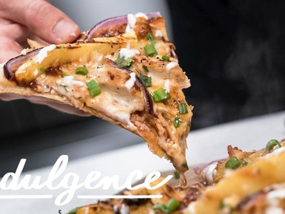 Learn How to Make This Perfect Grilled Hawaiian Chicken Pizza