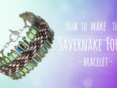 Learn How to make this Savernake Forest Bracelet