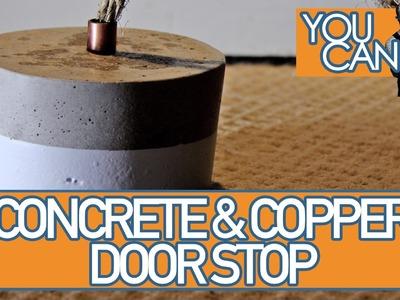 Concrete Door Stop | How To Vibrate Concrete