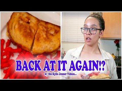 HOW TO: Kylie Jenner Grilled Cheese! | Cookin' W. Jaz Ep. 3