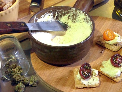 How to Make Cannabis Cheese (Homemade Marijuana Infused Cheese Recipe): Cannabasics #23