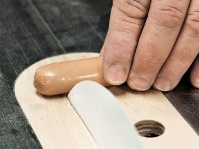 Can Paper Cut A Hot Dog? In Wienerific 4k!