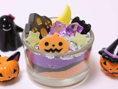 DIY Halloween Sand Art Making Kit