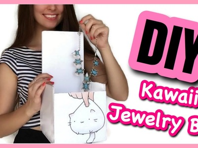 DIY: Kawaii Jewelry Box Room Decor | ORDANI DIY