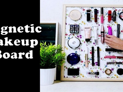 DIY Magnetic Makeup Board | Nifty | 5 Minute Crafts