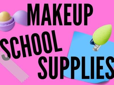 DIY Makeup School Supplies part 3 | pastella 28