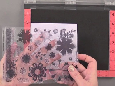 MISTI Stamping Tool - Product Review by Paper Wishes.com