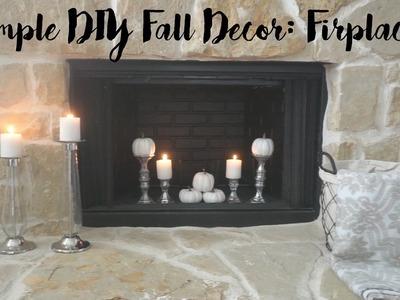 ValerieCradd: DIY Fall Decor