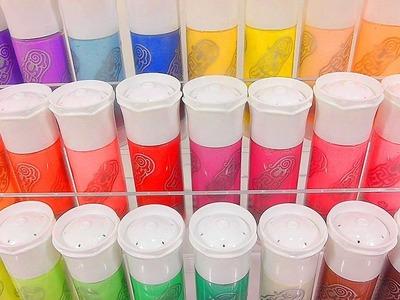 DIY How To Make Cream Doh Drawing 24 Full Colors Artist Set | Kinder Surprise | Finger Family BINGO