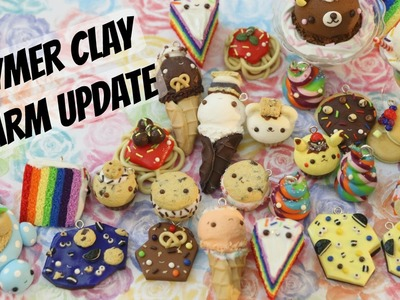 Polymer Clay Charm Update #36